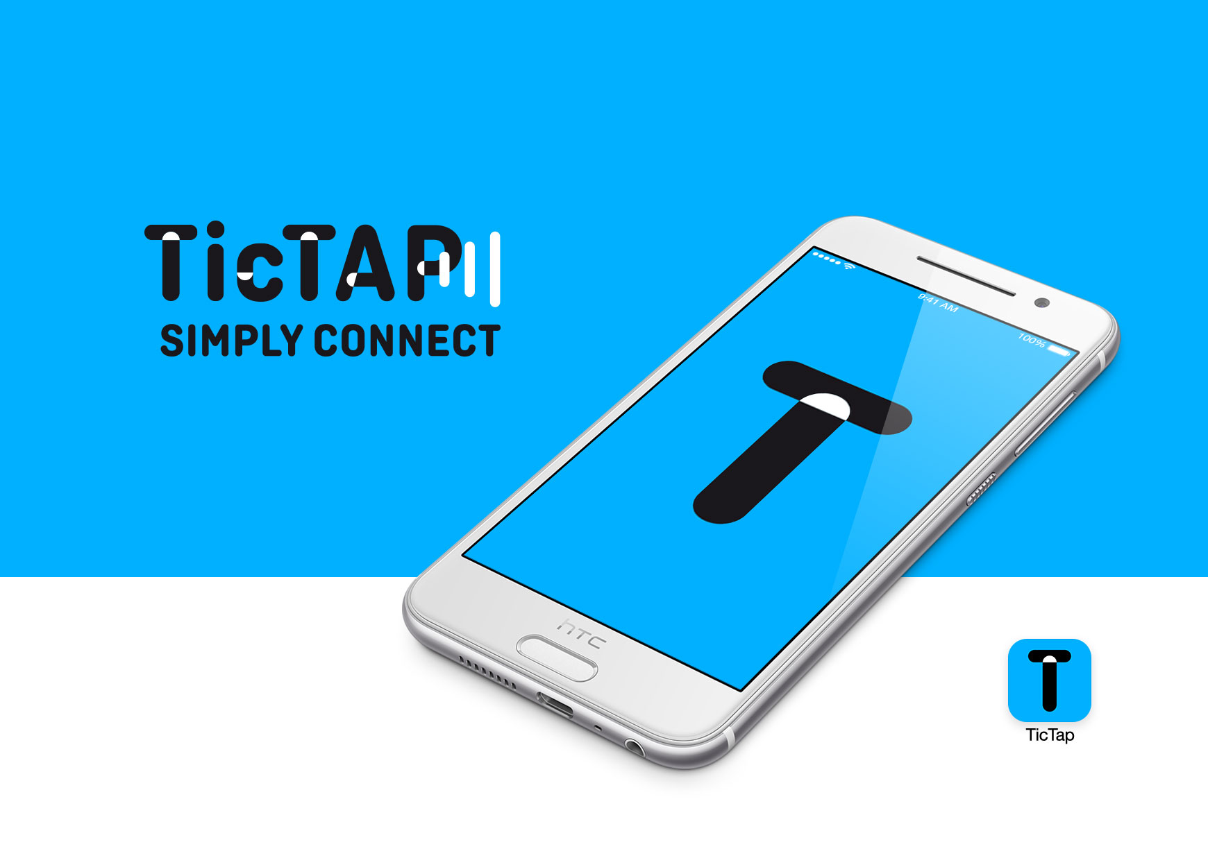 OffCourse TicTap Brand Elements phone icon app NFC